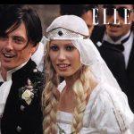 Kirsty Hume & Donavan Leitch – Wedding Dress, Groom's Shirt, Bride's Maids Dresses, Flower Girl – 1998