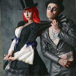 Cosplay Magazine – Dark Lolita and Jack Garb
