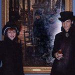 Karen & Robi at Sotheby's 19th Century Opening